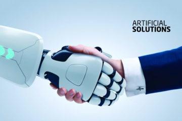 Artificial Solutions and Vonage Partner to Deliver Closer Integration