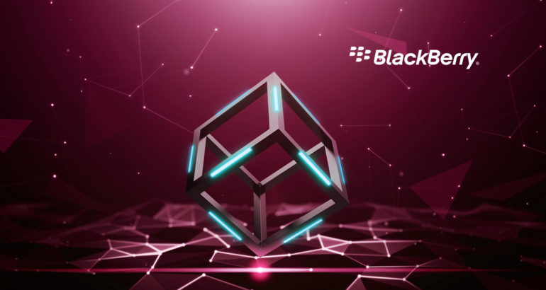 BlackBerry Collaborating with AWS to Demonstrate Safe, Secure, and Intelligent Connected Vehicle Software Platform for In-Vehicle Applications