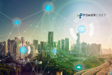 CES 2020: Powercast Showcases Over-The-Air Wireless Power Products From Partners and Its Own Product Team
