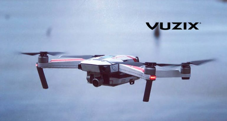 NIST Division to Demonstrate AR Traffic Stop Scenario on Vuzix Blade Smart Glasses at CES 2020