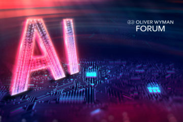 Oliver Wyman Forum Explores Strategies for AI Disruption at Davos