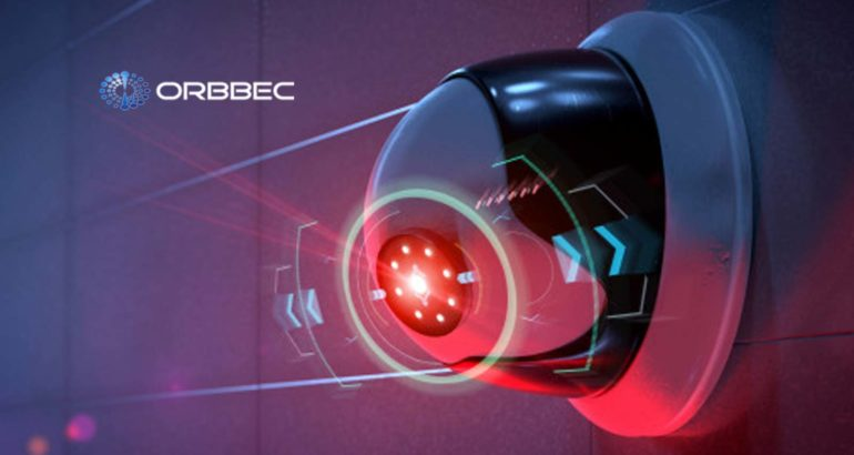 Orbbec Demonstrates the Future of Products Powered by Embedded 3D Cameras at CES