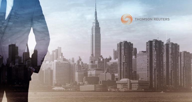 Thomson Reuters Acquires Pondera Solutions