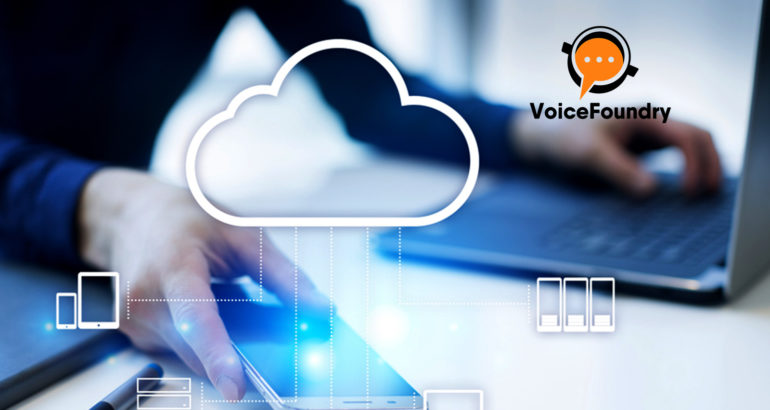 VoiceFoundry Announces its Consultant Listing on Salesforce AppExchange, the World's Leading Enterprise Cloud Marketplace