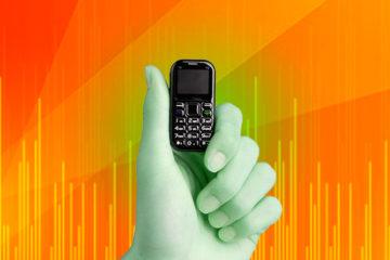 Zini Mobiles Announces the Kickstarter Launch of the Zanco Tiny T2 – the World's Smallest Mobile Phone