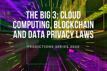 Born in the Cloud: What 2020 Holds for the Global Enterprises