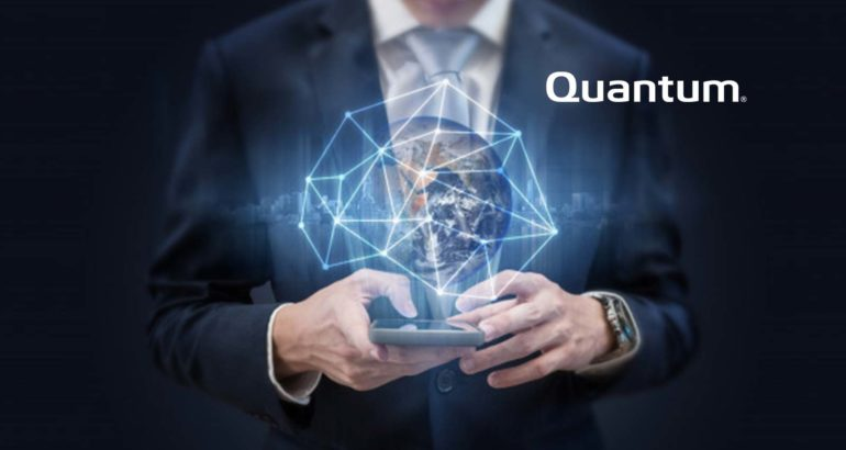 Quantum Celebrates 40 Years of Leading-Edge Data Storage and Management Solutions