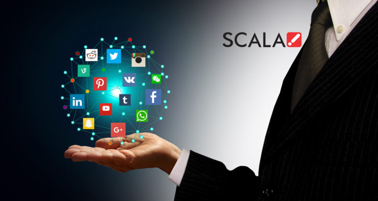 Scala Announces Marketing Technology And Digital Signage Hardware Solutions On Display At ISE 2020