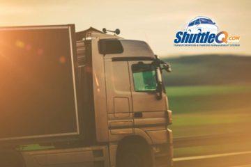 ShuttleQ Fleet Tracking Transportation, Guest Management & Parking Software Showcasing Auto Dealership Solutions at NADA