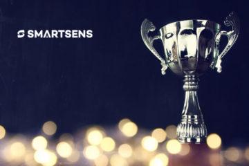 SmartSens Wins Semiconductor Solution of the Year Designation in 2020 IoT Breakthrough Awards Program