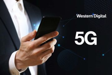 Western Digital Powers Mobile Applications in the 5G Era