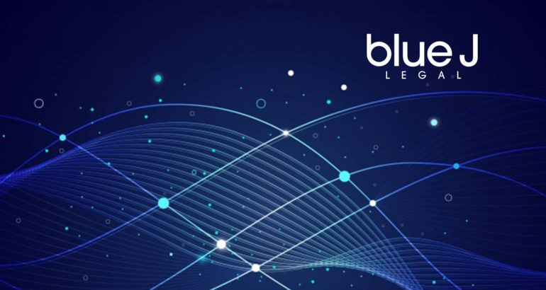 Blue J Legal Named Emerging Legal Technology Leader By The National Law Journal