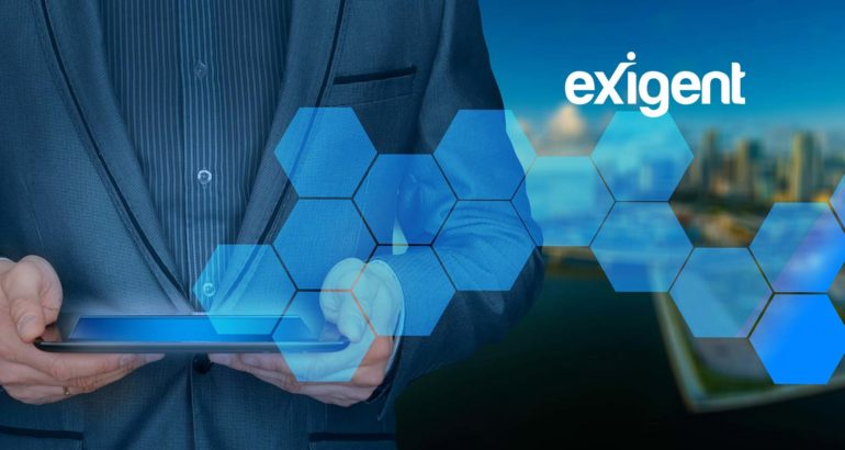 Exigent Launches AI-Powered Contract Management System for Speed to Smart Data