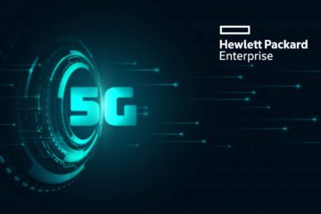 HPE and Industry Partners Simplify 5G Rollout with Open, Vendor-Neutral Software to Manage IT Infrastructure Deployments