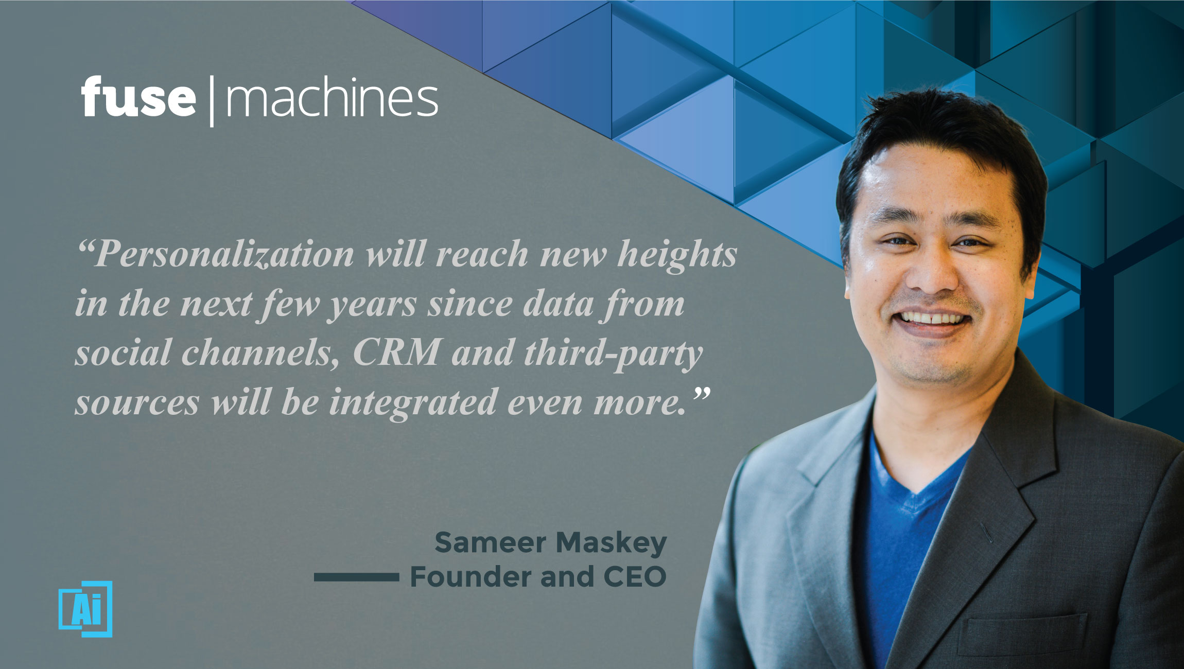 Weaponization of AI Is a Real Threat, Says Fusemachines CEO Sameer Maskey quotes