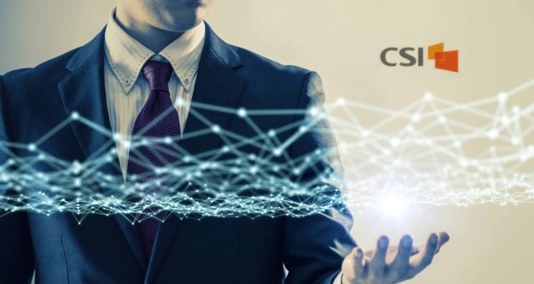 CSI Enhances Digital Banking Offerings to Provide New Self-Service Tools That Enable 24/7 Financial Management
