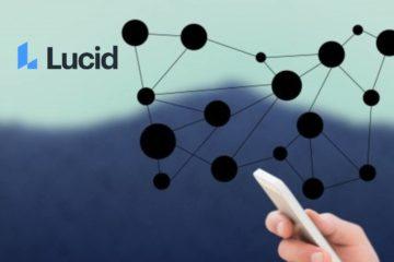 Lucid Announces $52 Million Round of Funding, Passes $100 Million in Annual Recurring Revenue