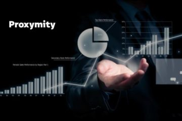 Proxymity Launches Consortium of Financial Industry Leaders and Raises $20.5 Million in Strategic Round to Become Its Own Entity