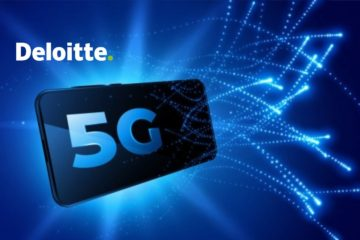 Deloitte Study: Enterprises Are Building Their Future With 5G and Wi-Fi 6