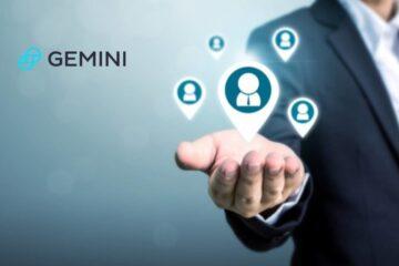 Gemini Hires Managing Director of Asia Pacific Region