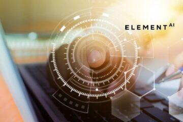 "Element AI Joins the SGInnovate ""Deep Tech for Good"""