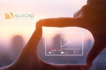 Ingenic Semiconductor Integrates Allegro DVT Encoding IP
