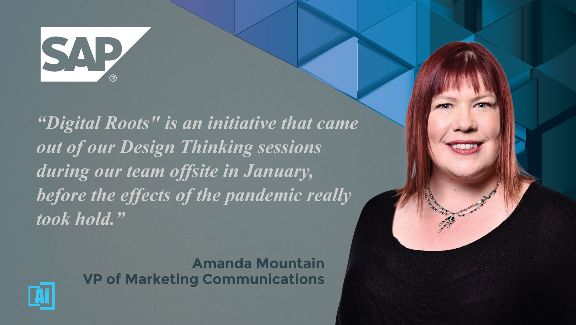 AiThority Interview with Amanda Mountain, VP of Marketing Communications at SAP Digital Commerce quotes